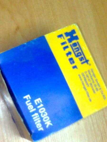 new Hengst E1030K fuel filter for MERCEDES-BENZ Actros  tractor unit