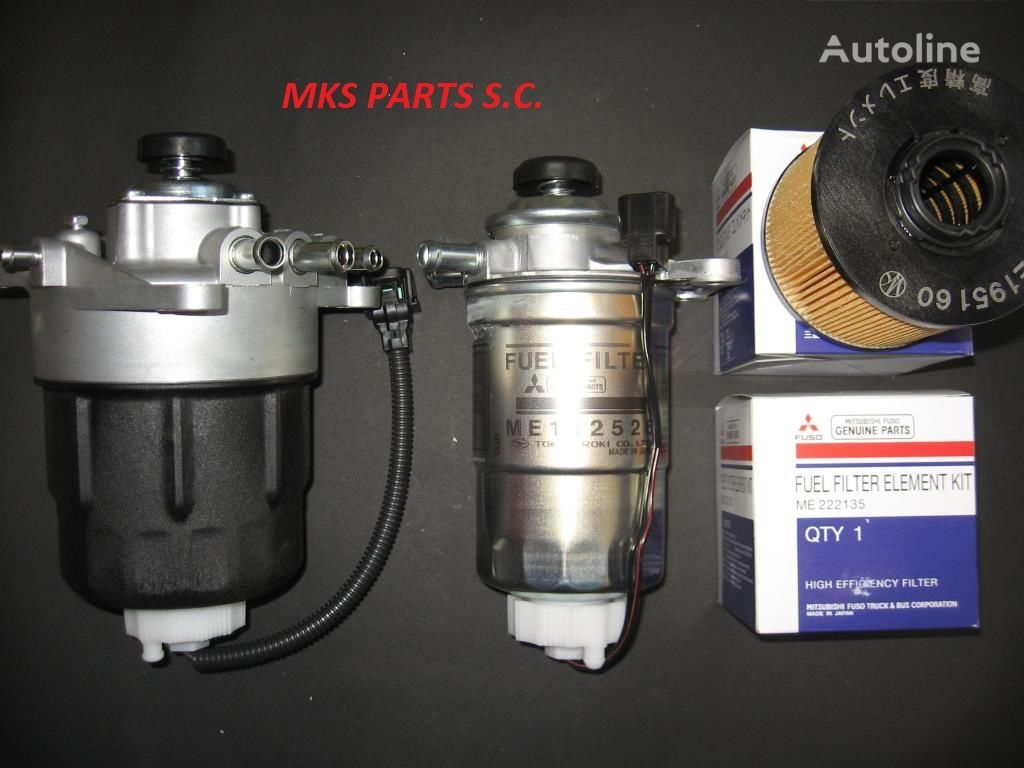 New Mitsubishi Fuel Filter Assy For Mercedes Benz Filters Canter Fuso Truck