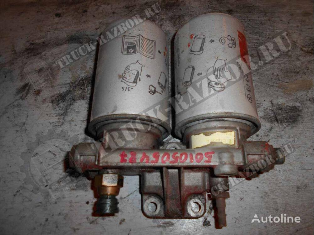 RENAULT korpus (5010505487) fuel filter for RENAULT tractor unit