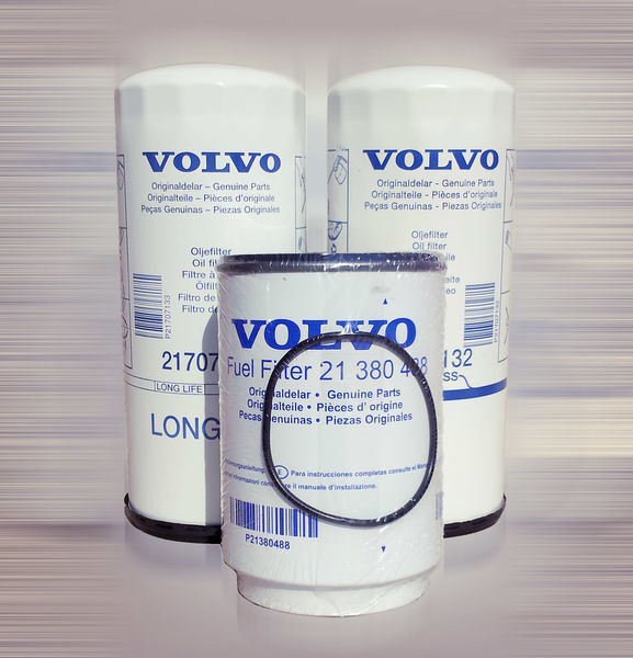 VOLVO fuel filter for VOLVO FH,FM,FL,FE,FMX tractor unit