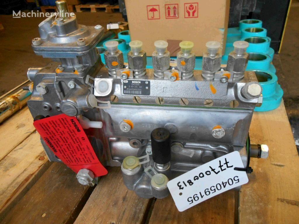 new BOSCH PES6A95D410LS3542 (504059195) fuel pump for excavator
