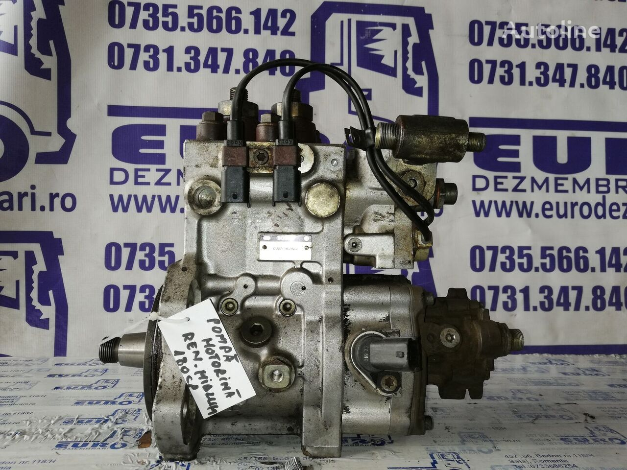 RENAULT MIDLUM 180 CP fuel pump for tractor unit