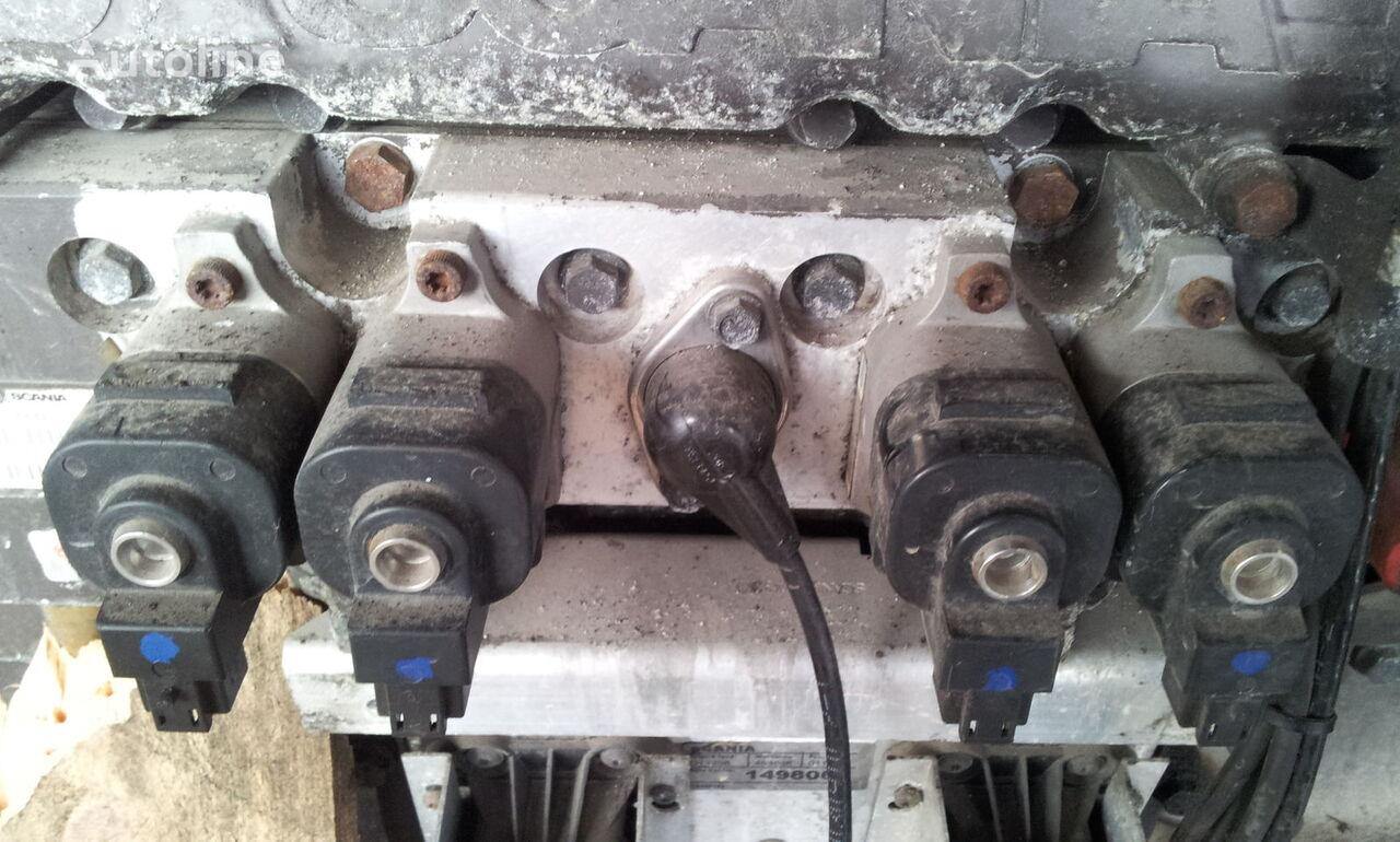 SCANIA T, P, G, R, L series EURO3, EURO4, solenoid valve, 1784239, 1724 fuel pump for SCANIA R, P, G, L series tractor unit