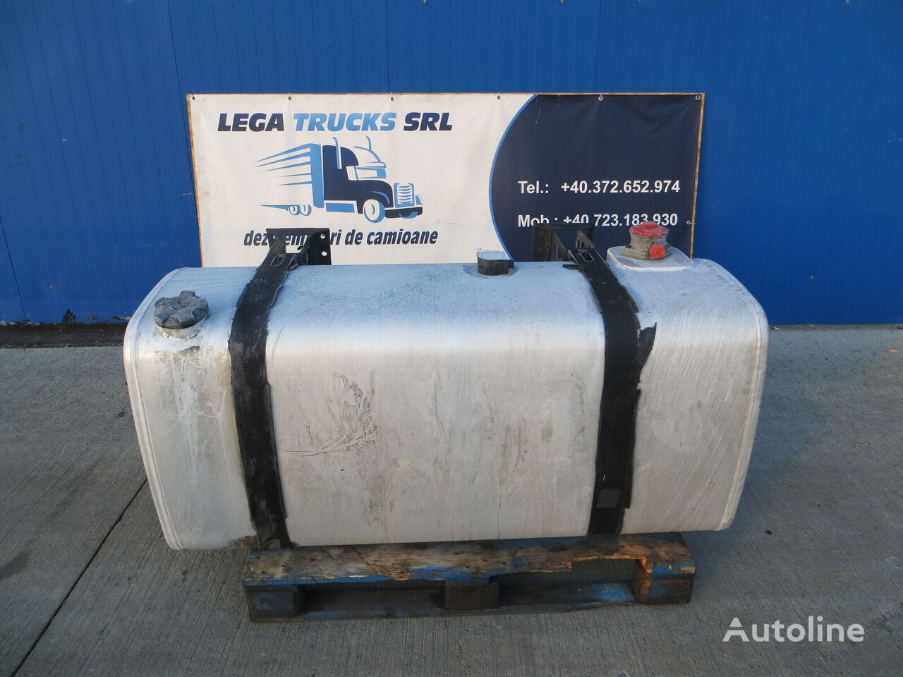 fuel tank for VOLVO FH tractor unit