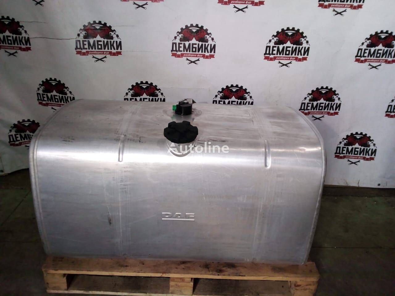 fuel tank for DAF XF105 truck
