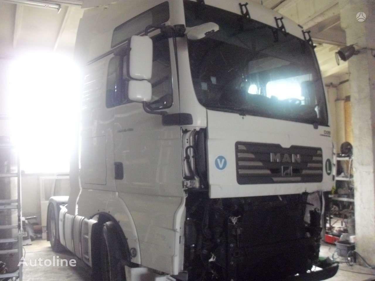fuel tank for MAN TGA 18.480  tractor unit