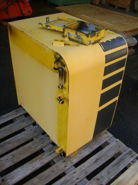 KOMATSU Diesel fuel tank for KOMATSU PW 130 excavator