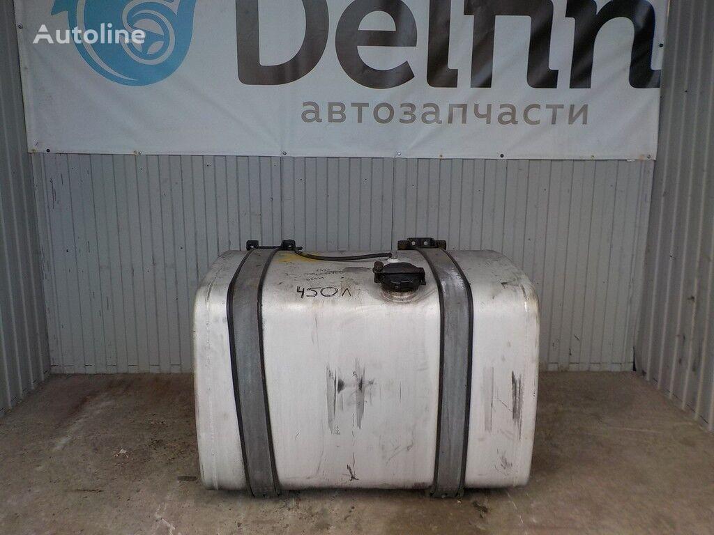 MAN alyuminievyyl fuel tank for MAN tractor unit
