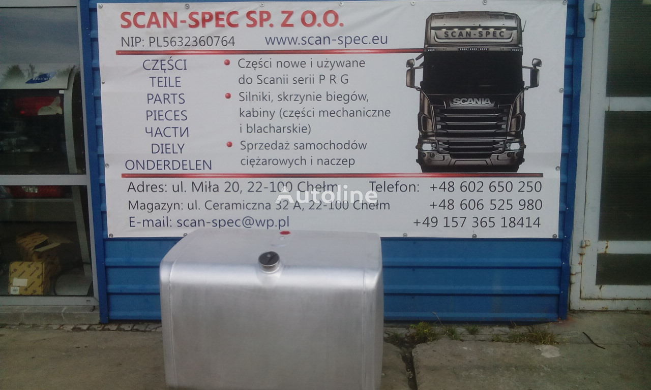 SCANIA fuel tank for SCANIA P R G  tractor unit