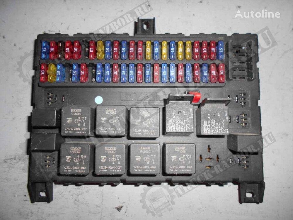 DAF blok (1895428) fuse block for DAF tractor unit