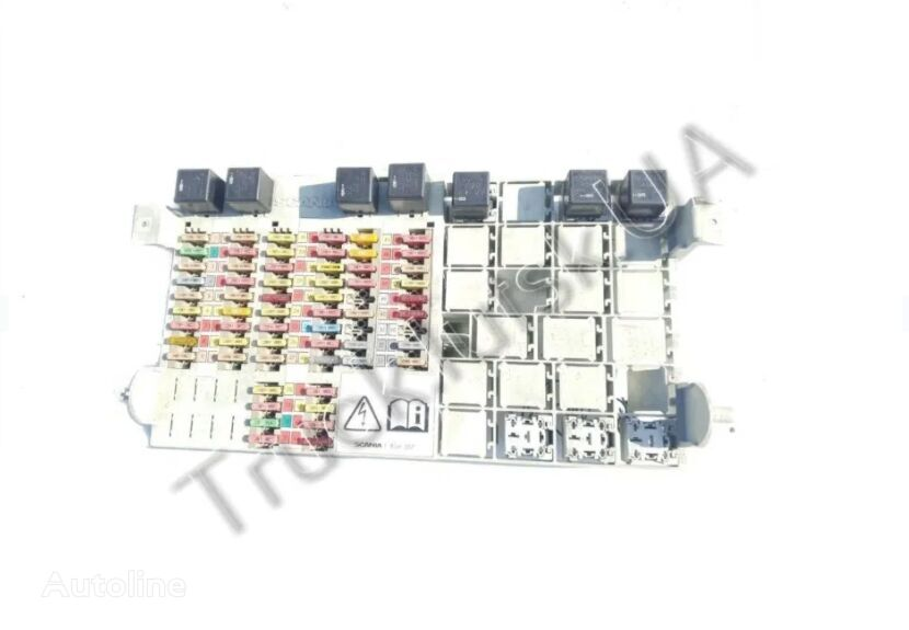 SCANIA (1854358) fuse block for SCANIA P tractor unit