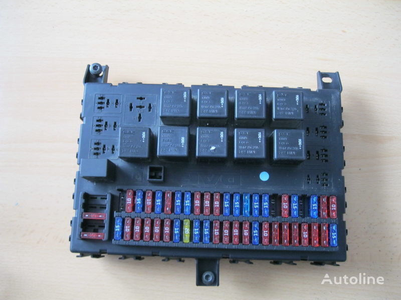 fuse block for DAF XF 105 tractor unit