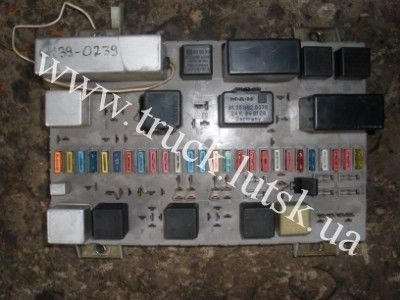 MAN fuse block for MAN 18.224 truck