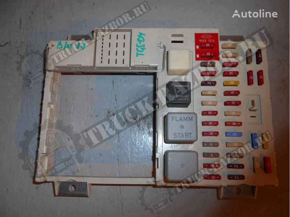 MAN (81.25444.6074) fuse block for MAN tractor unit