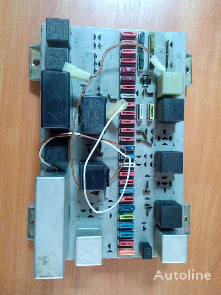 Man 81254446060  81254446060  Fuse Blocks For Man Truck For Sale From Belarus  Buy Fuse Block
