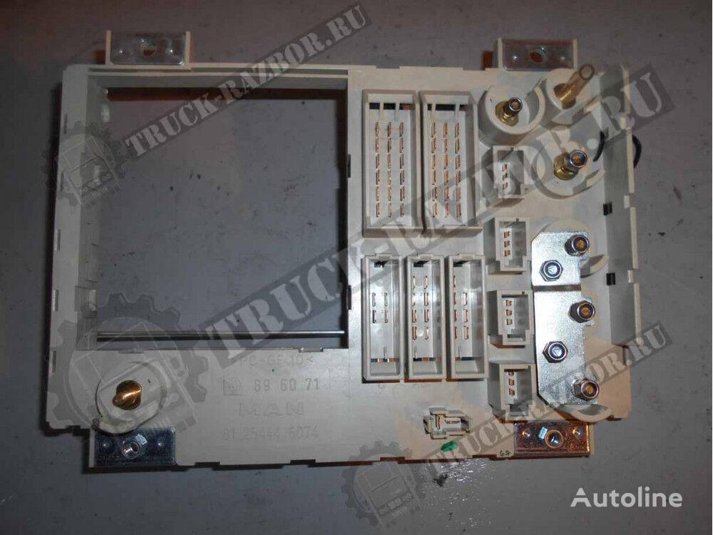 blok predohraniteley (81254446074) fuse block for MAN tractor unit
