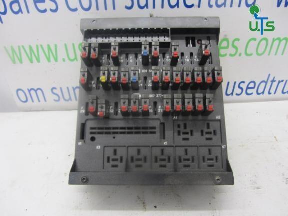 MERCEDES-BENZ (0015430615) fuse block for MERCEDES-BENZ ATEGO 1823 truck
