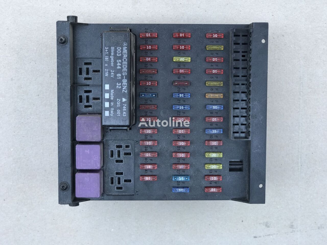 Mercedes Benz Actros Fuse Box Wiring Library October 2012 Diagram Block For Axor Tractor Unit