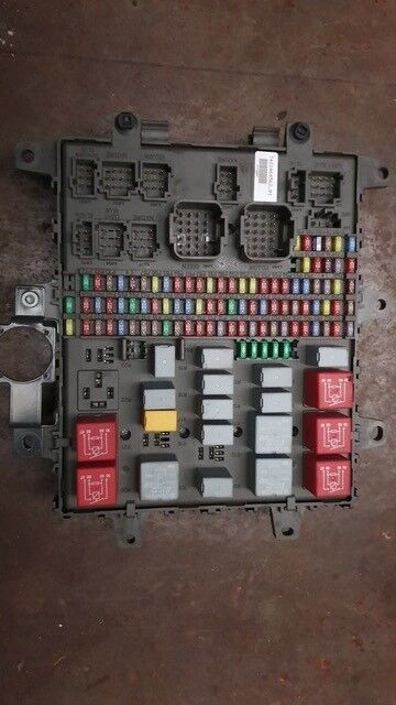 /Central fuse box fuse block for RENAULT truck