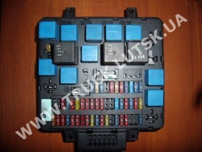 RENAULT Predohraniteley fuse block for RENAULT truck