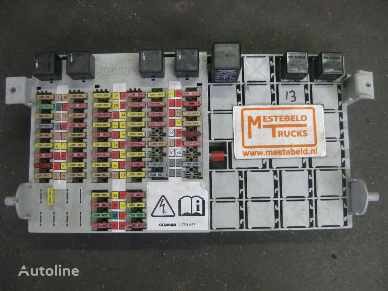 spare part fuse blockSCANIA 1_big 17030304082156224100 scania fuse blocks for scania truck for sale from the netherlands scania r series fuse box layout at gsmportal.co