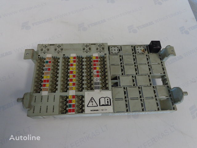 spare part fuse blockSCANIA Fuse relay protection 1854358 1746773 1780654 1746773 WORLDW 1_big 15040813210331514400 scania fuse relay protection 1854358 1746773 1780654 1746773 scania r series fuse box layout at bayanpartner.co