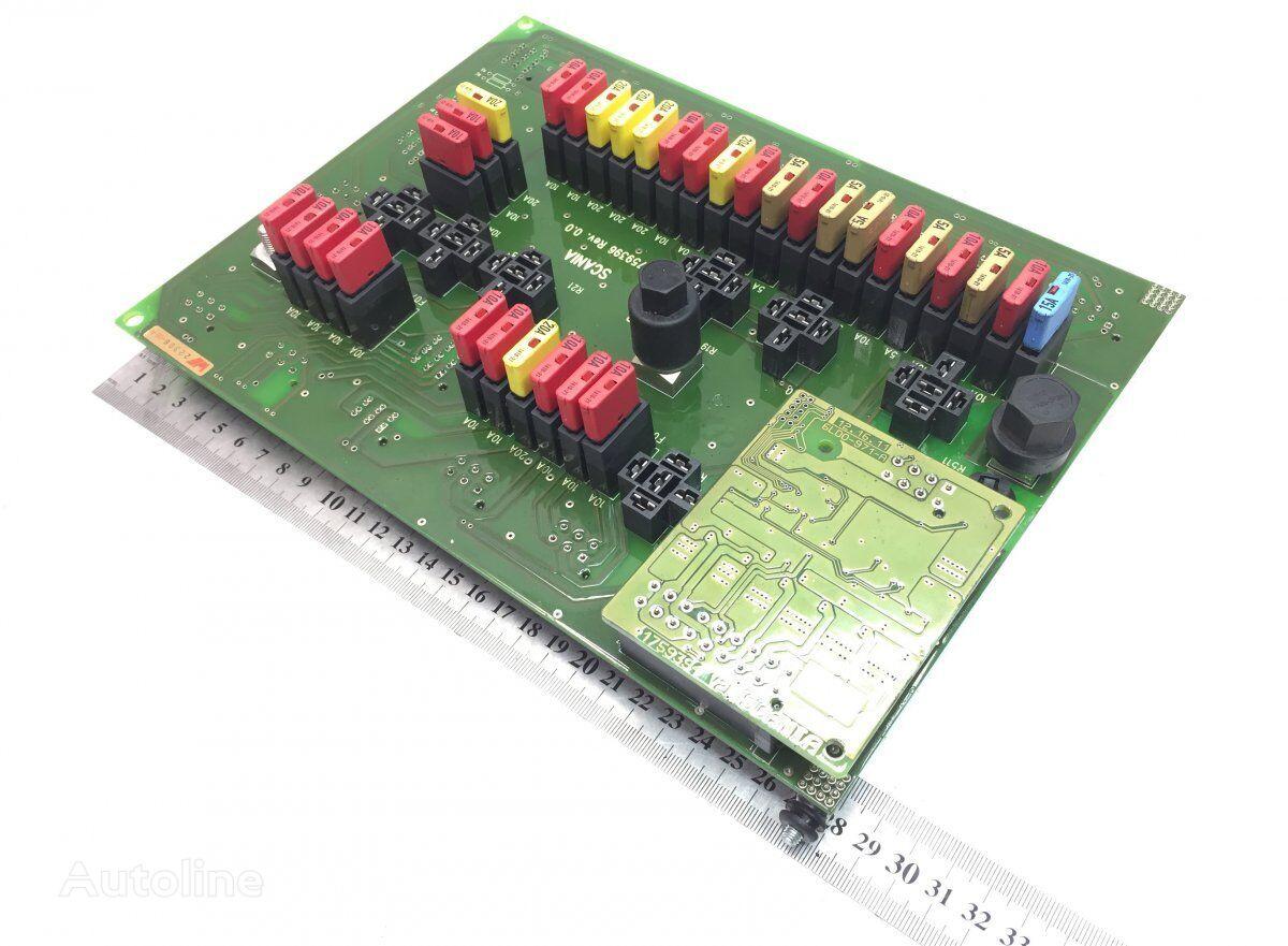 SCANIA Fuses Circuit Board (1759396 1759397) fuse block for SCANIA K N F-series bus (2005-) bus