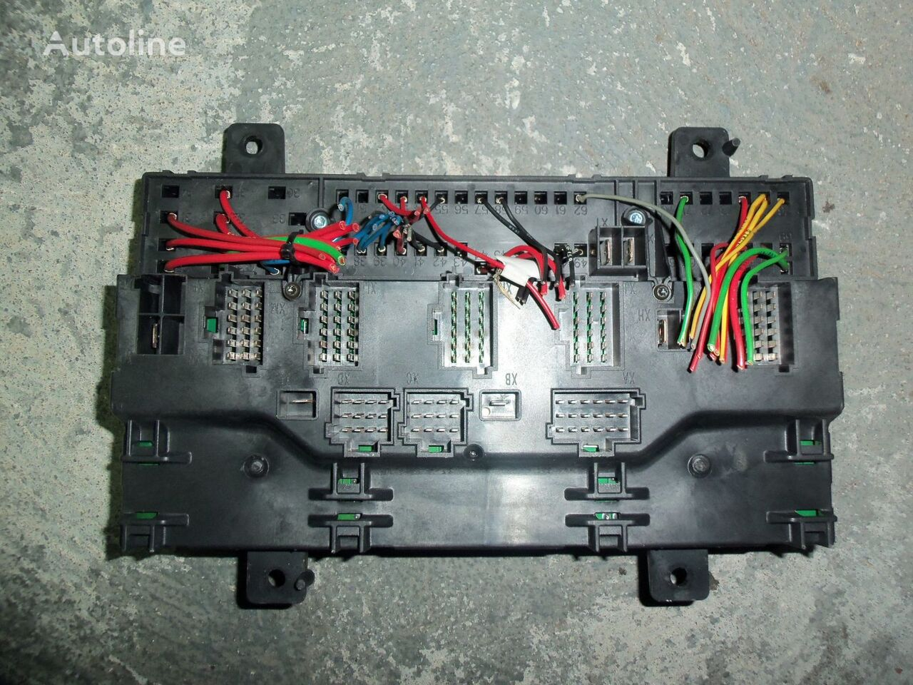 ... VOLVO fuse and relay center, central electrical box 20568055, 217 fuse  block for VOLVO