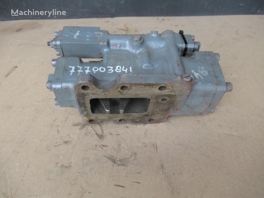 new gear pump for HITACHI KH125-3 excavator