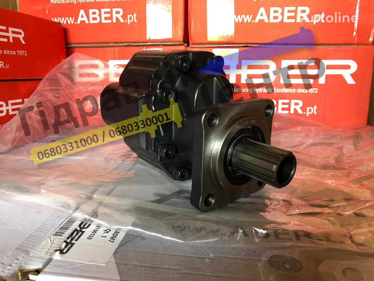 new Aber, Hyva, Binotto, Bezares gear pump for truck