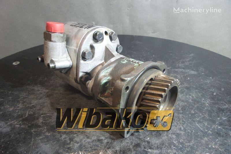 Plessey Hydraulics C7217180 gear pump for excavator
