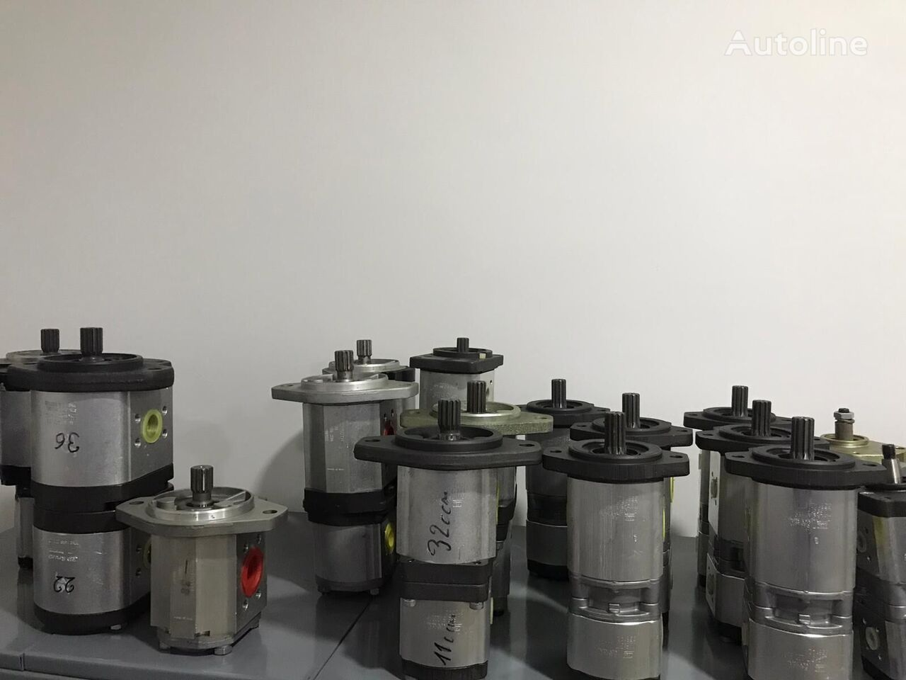 new Rexroth gear pump for other construction machinery