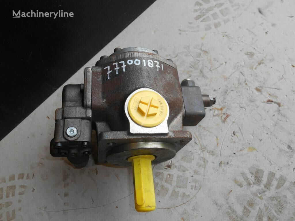 new Rexroth PV7-1A/16-20RE01MCO-16 gear pump for excavator
