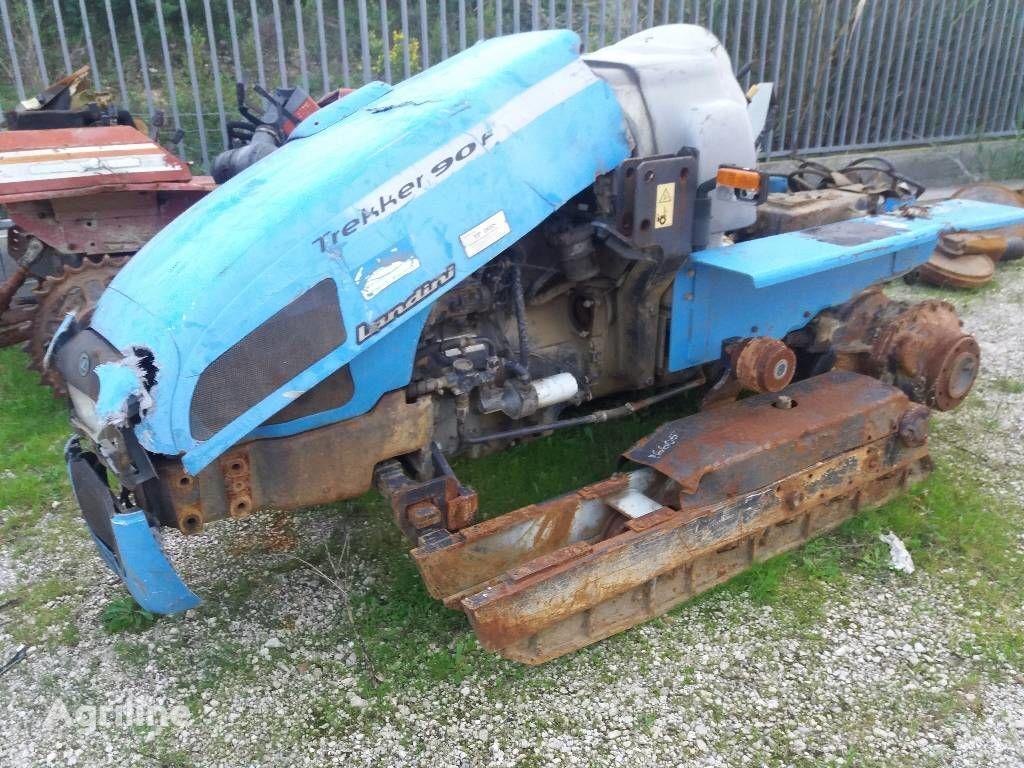 gearbox for LANDINI Trekker 90F tractor