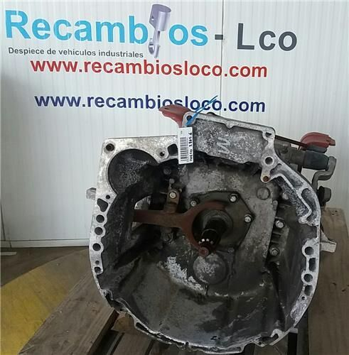 gearbox for IVECO 2865.617N00  truck