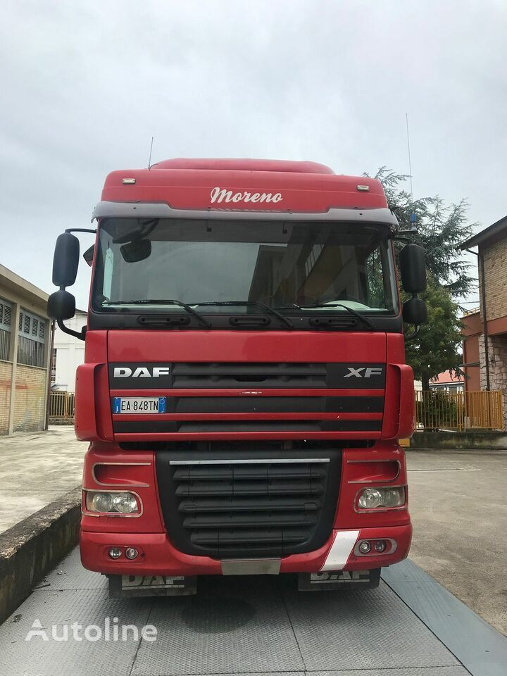 gearbox for DAF xf105 460 e5 truck