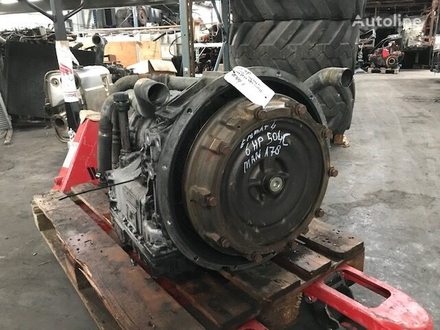 gearbox for MAN A78 Euro 4 - ZF Ecomat 4  6 HP 504C bus
