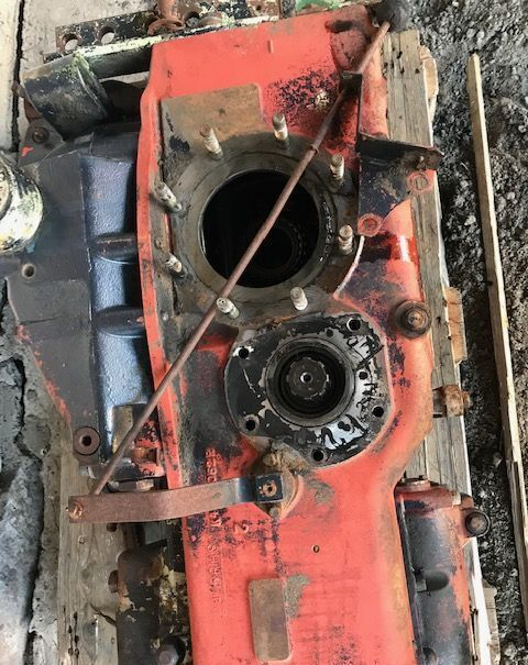 gearbox for DEUTZ-FAHR fahr intrac 2004 tractor
