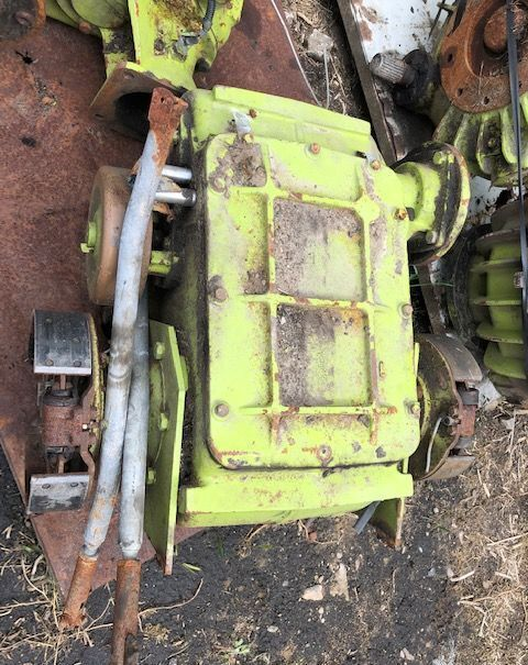 gearbox for CLAAS Dominator  grain harvester