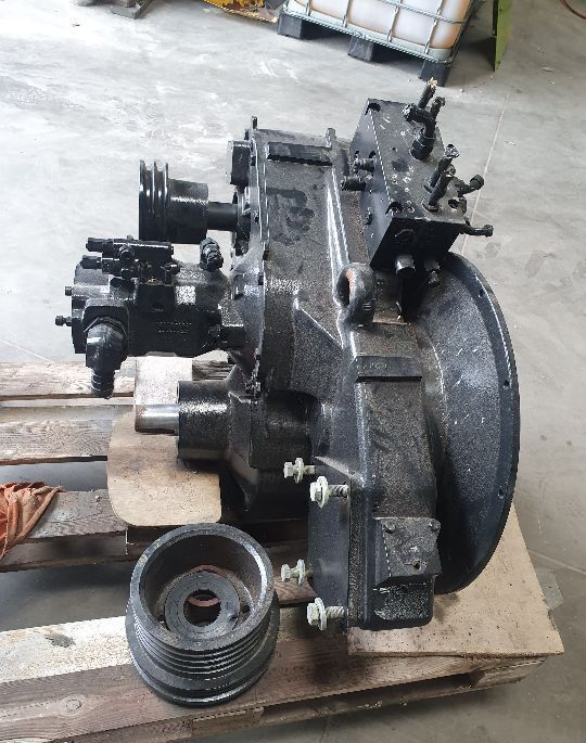 gearbox for NEW HOLLAND grain header