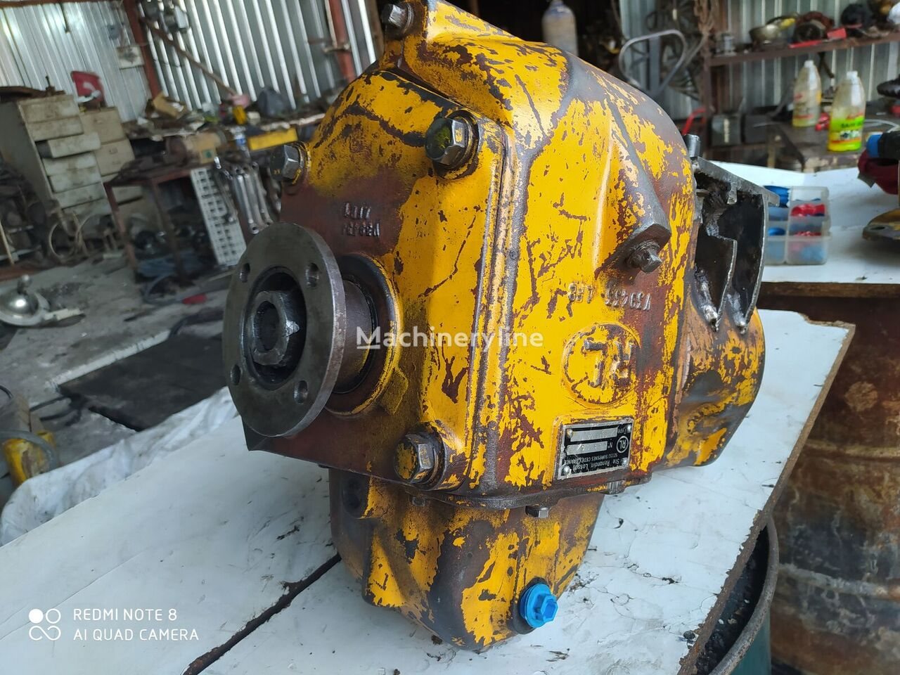 gearbox for DYNAPAC CA25 construction roller