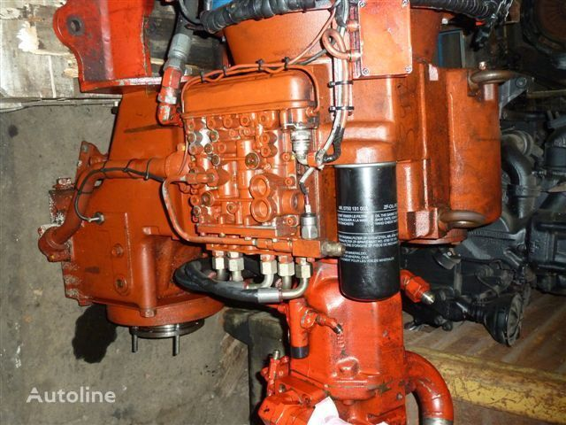 ZF 3 WG 180 gearbox for truck