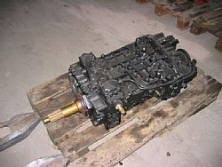 ZF 16 S 109 für MAN gearbox for tractor unit