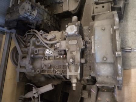 ZF 6-150c gearbox for bus
