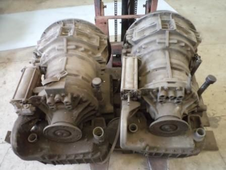ZF 5HP600 gearbox for bus