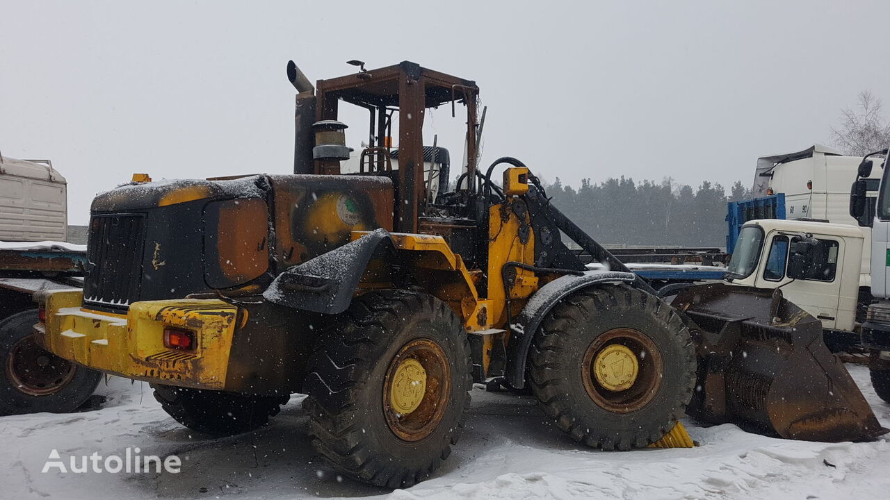 gearbox for JCB 436 426 HT wheel loader