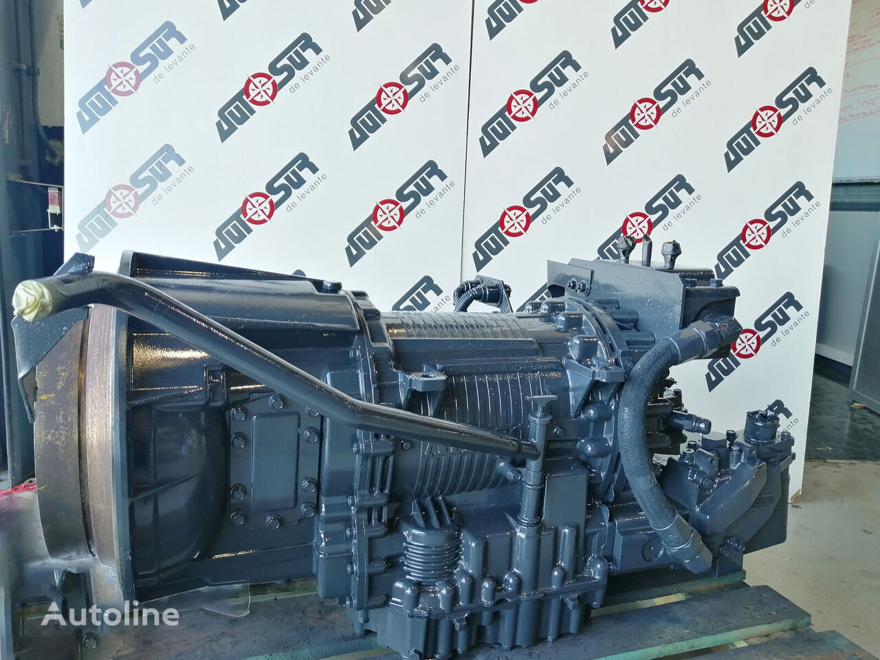 Allison S3000 (6520186382) gearbox for truck