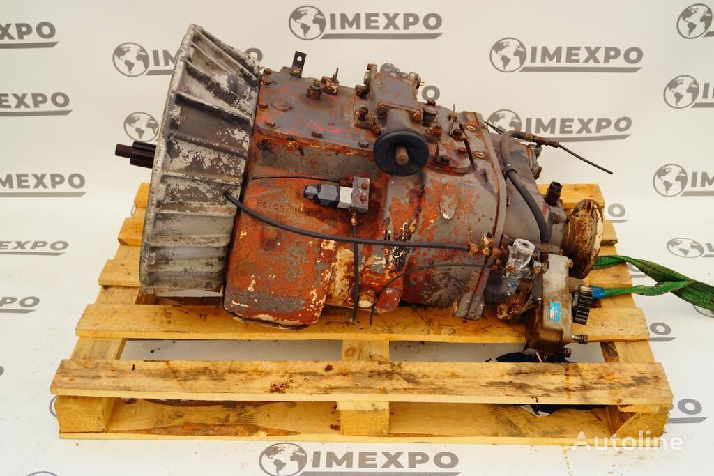 EATON TS13612A manual gearbox gearbox for DAF truck