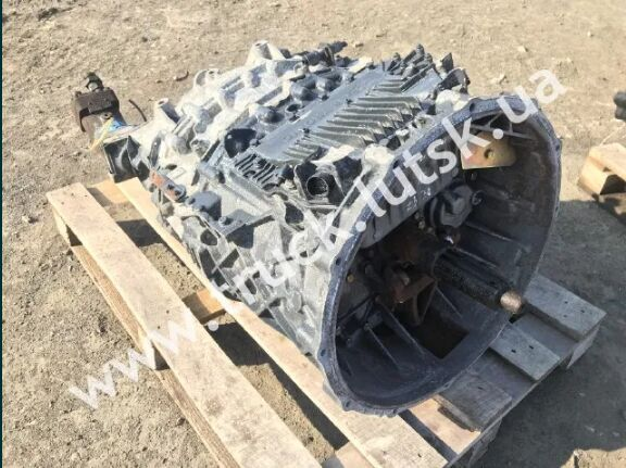 IVECO 12AS2330TD (00498959) gearbox for IVECO Stralis tractor unit