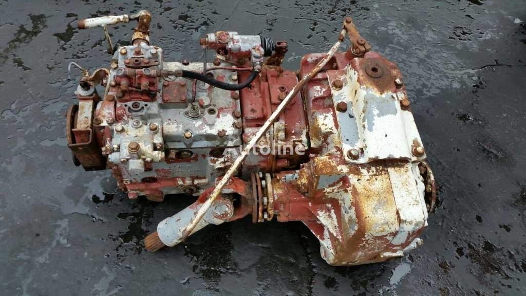 MAGIRUS 120GP-110 gearbox for MAGIRUS 120GP-110 truck
